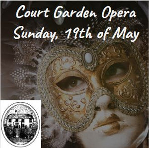 The Conquests of Love - Court Garden Opera