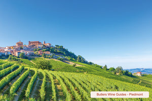 Butlers Wine Guides - Piedmont