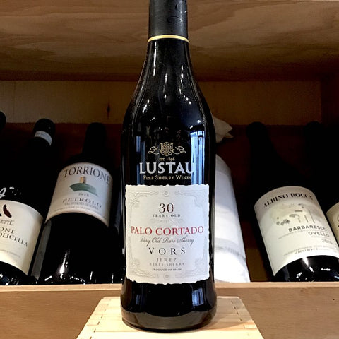 Lustau VORS Palo Cortado 30 year old Sherry