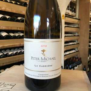 Peter Michael, La Carriere Chardonnay, 2016 - Butlers Wine Cellar Brighton