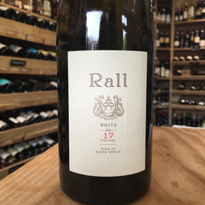 Rall White 2017 - Butlers Wine Cellar Brighton