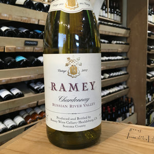 Ramey Russian River Chardonnay 2015 - Butlers Wine Cellar Brighton