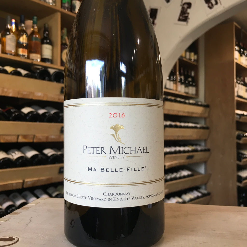 Peter Michael Ma Belle Fille Chardonnay 2016