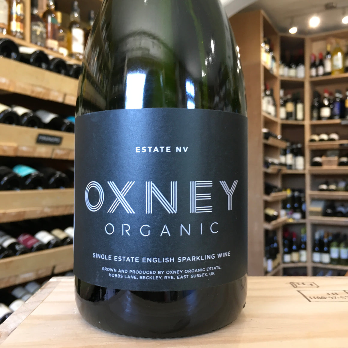 Oxney, Estate Sparkling NV