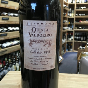 Quinta do Valdoeiro Caves Messias Bairrada1998 - Butlers Wine Cellar Brighton