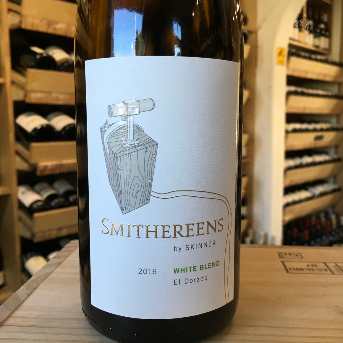 Smithereens White Blend El Dorado 2016 - Butlers Wine Cellar Brighton