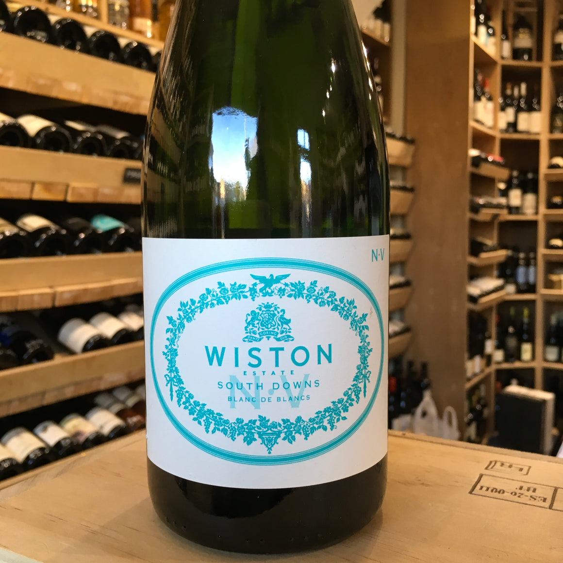 Wiston Estate, Blanc de Blancs, NV