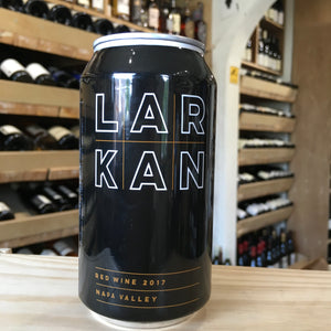 Larkan Red 2017, 37.5cl Can - Butlers Wine Cellar Brighton