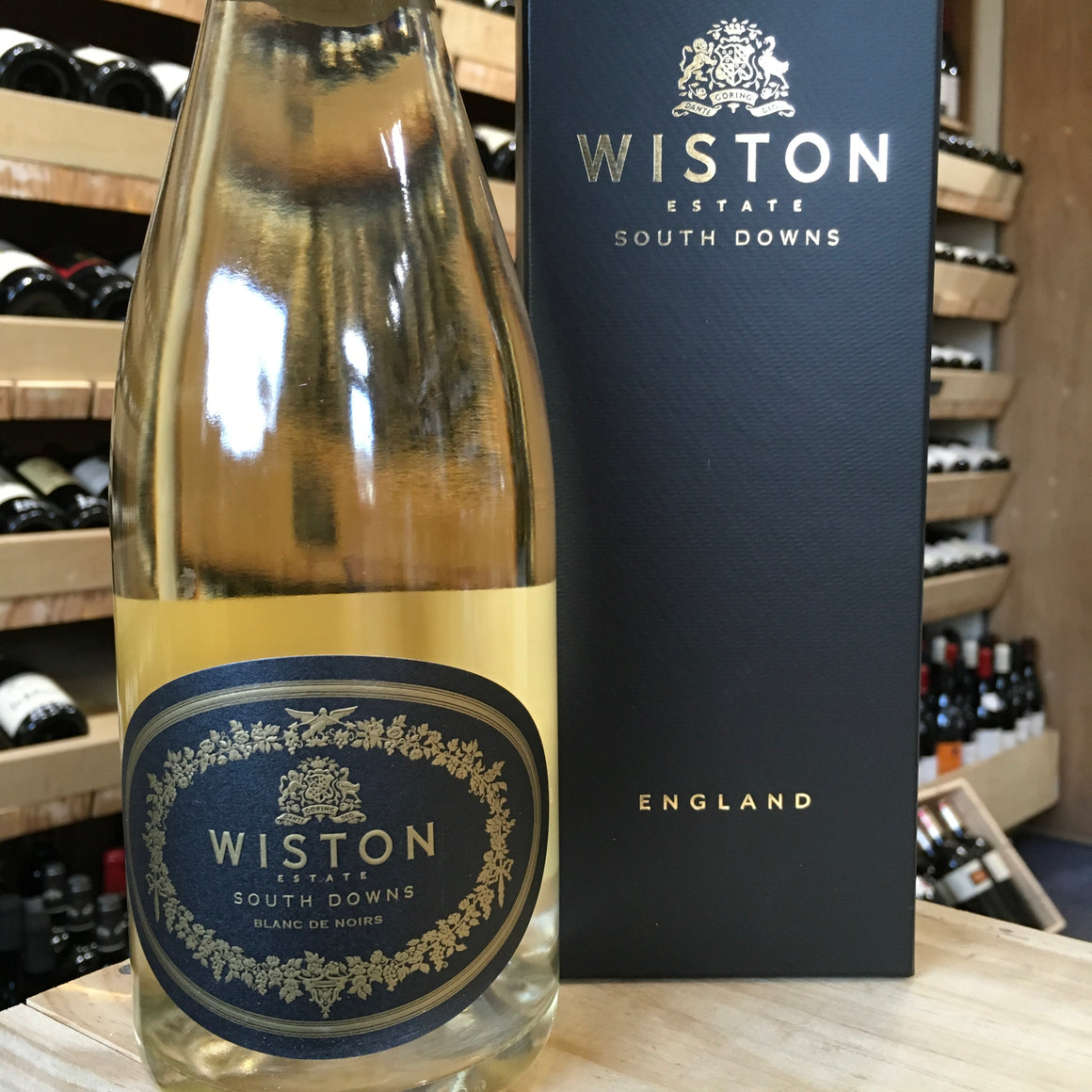 Wiston Blanc de Noirs 2010 - Butlers Wine Cellar Brighton