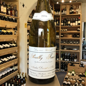 Pouilly Fume, Domaine Thibault 2016