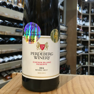 Perdeberg Winery, Chenin Blanc Reserve, Natural Sweet, 2014 - Butlers Wine Cellar Brighton