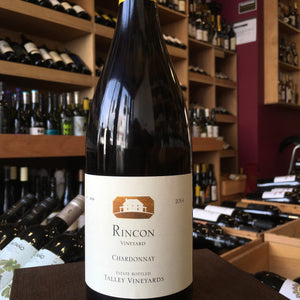 Talley Estate Rincon Vineyard Chardonnay 2014 - Butlers Wine Cellar Brighton