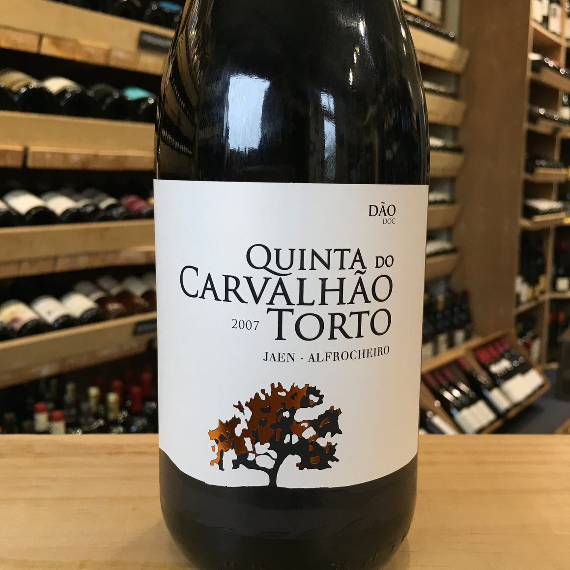 Quinta do Carvalhao Torto 2007