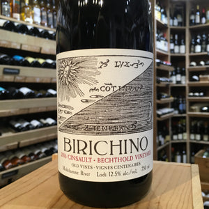 Birichino Bechthold Vineyard Mokelumne River Lodi Cinsault Old Vines 2016 - Butlers Wine Cellar Brighton