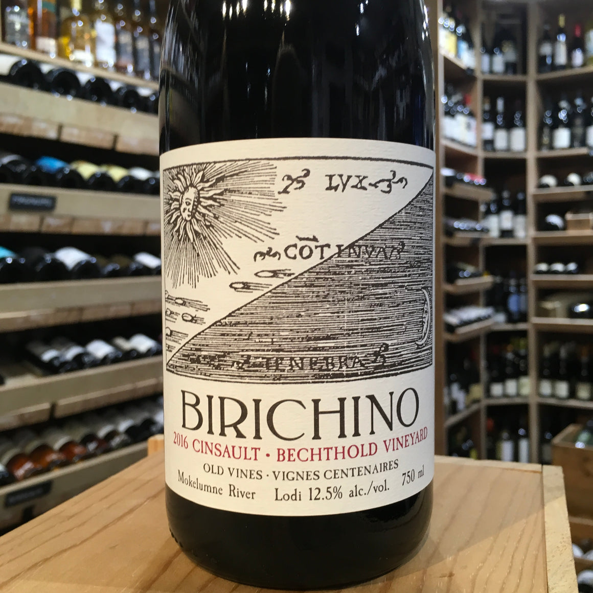 Birichino Bechthold Vineyard Mokelumne River Lodi Cinsault Old Vines 2016