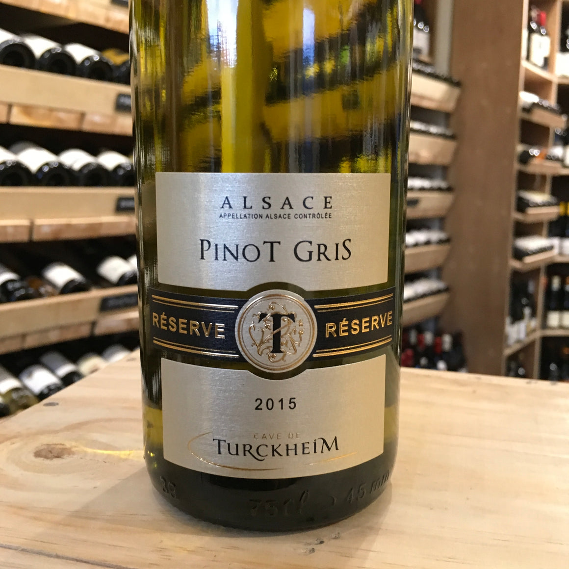 Turckheim, Reserve Pinot Gris, Alsace, 2017 - Butlers Wine Cellar Brighton