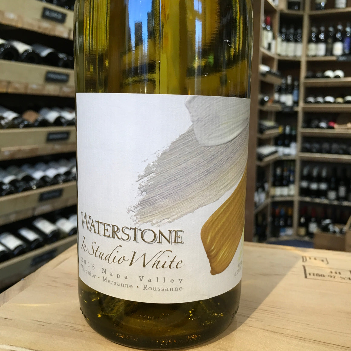 Waterstone In Studio White Napa Valley 2016 - Butlers Wine Cellar Brighton