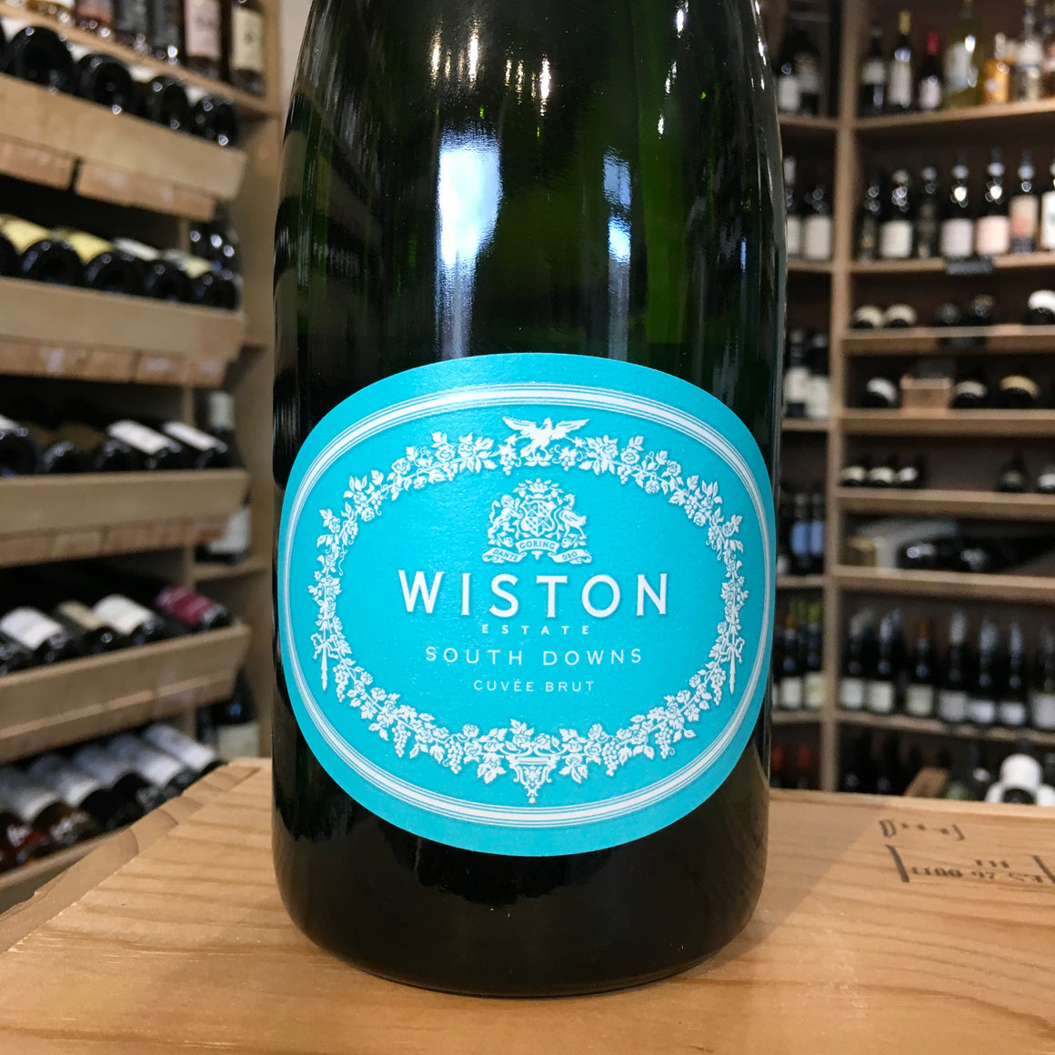 Wiston Estate Cuvee Brut 2009 - Butlers Wine Cellar Brighton
