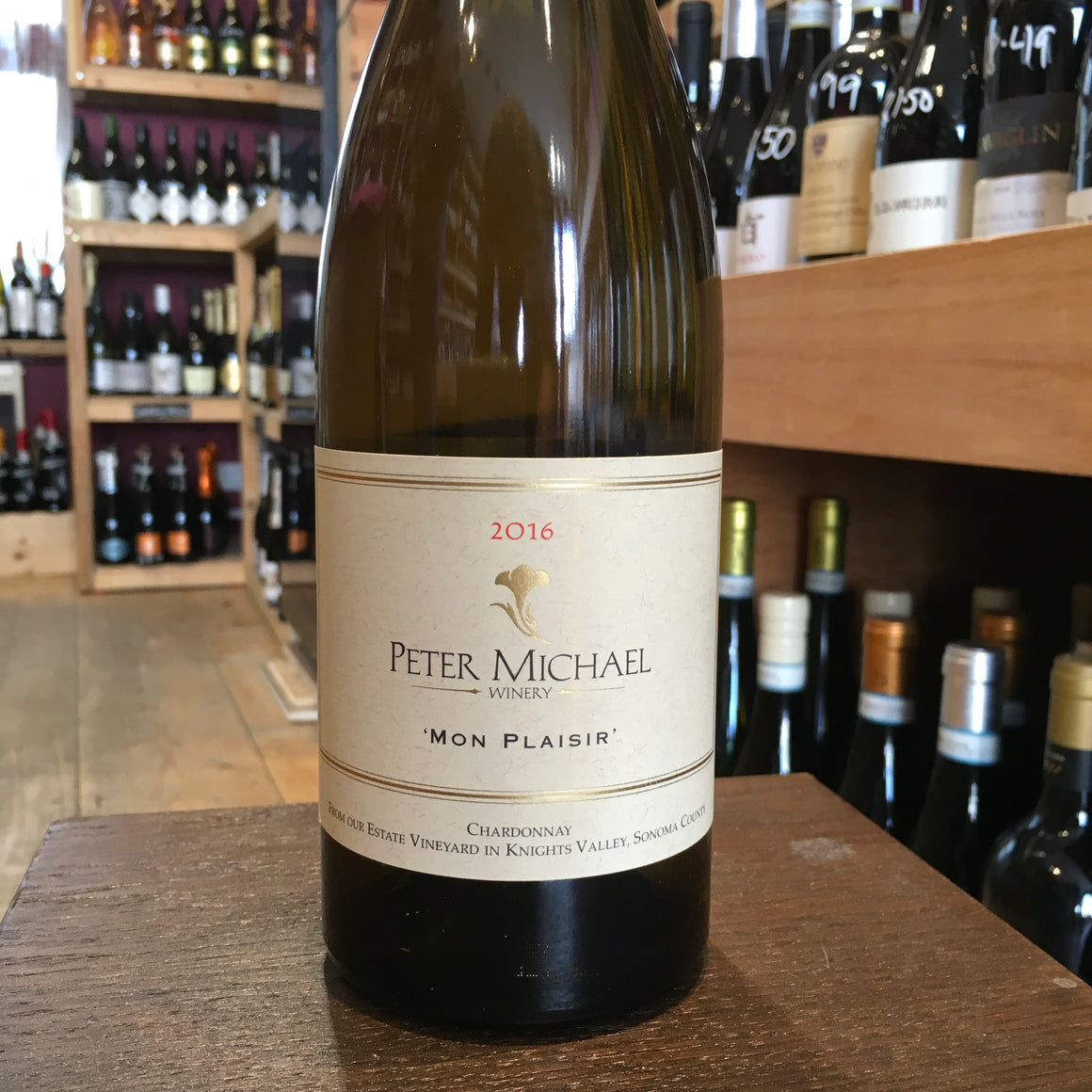 Peter Michael Mon Plaisir Chardonnay 2016 - Butlers Wine Cellar Brighton