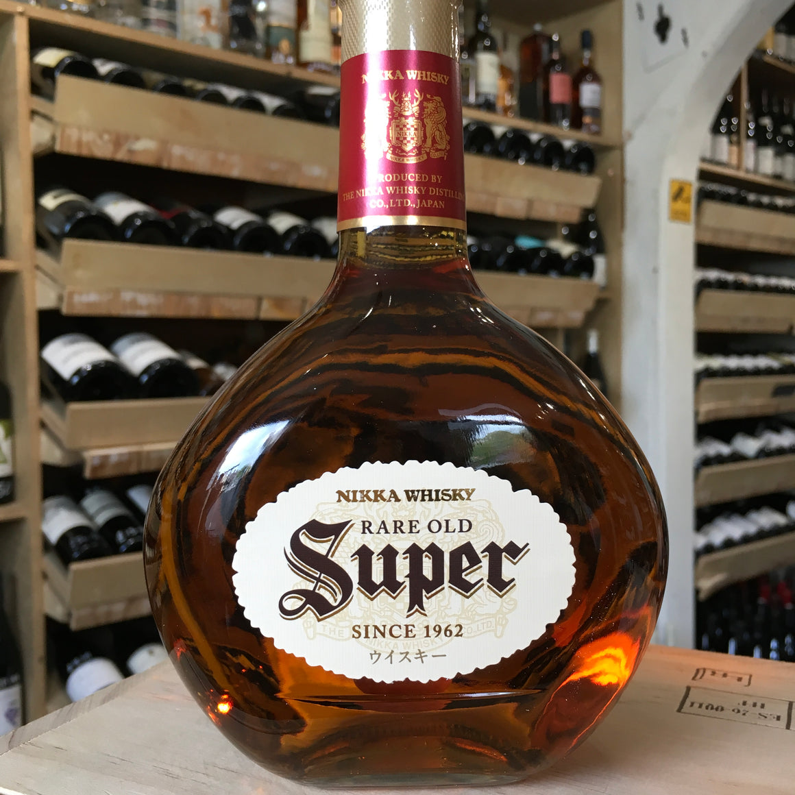Nikka Whisky Super Rare Old 43% Abv