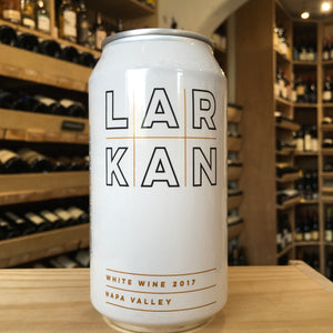 Larkan White 2017, 37.5cl Can - Butlers Wine Cellar Brighton