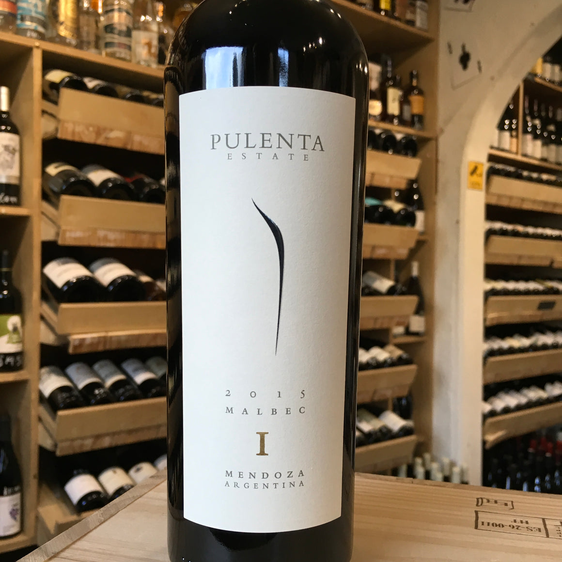 Pulenta Estate Malbec 2016 - Butlers Wine Cellar Brighton