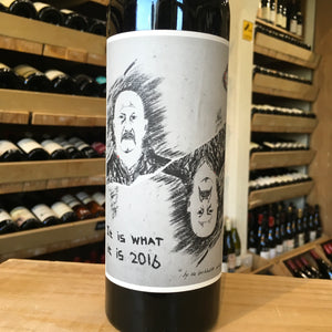 It is what it is Tempranillo Blend, Blank Bottle 2016 - Butlers Wine Cellar Brighton