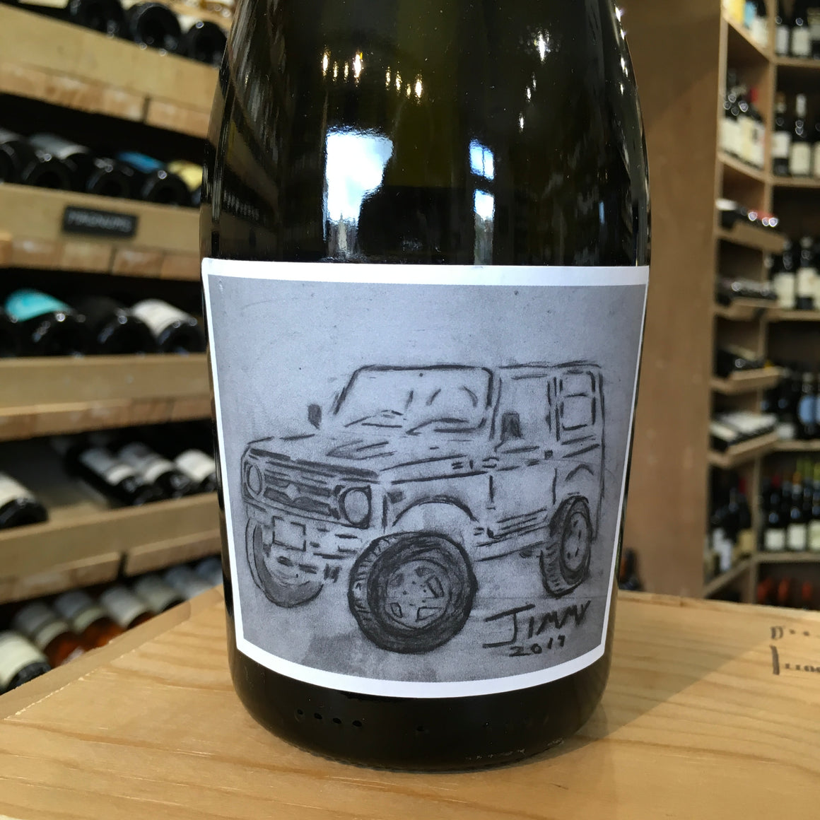 Blank Bottle Jimny 2017