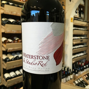 Waterstone In Studio Red Napa Valley 2014 - Butlers Wine Cellar Brighton