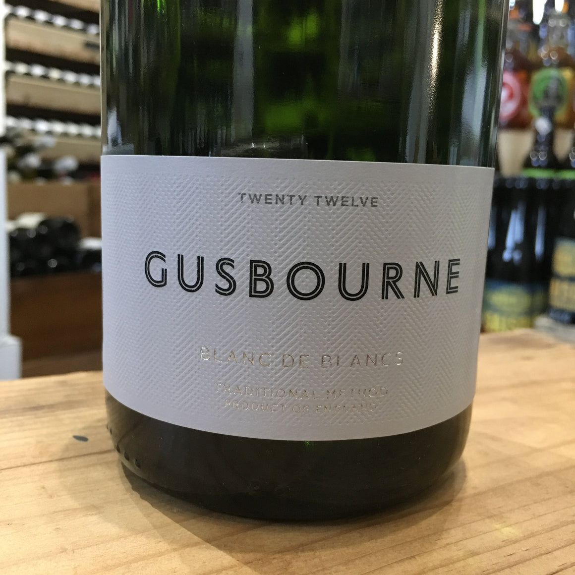 Gusbourne Blanc de Blancs 2012 - Butlers Wine Cellar Brighton