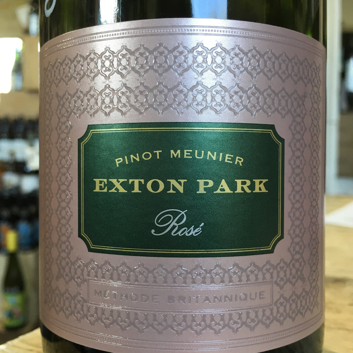 Exton Park Pinot Meunier Rose NV - Butlers Wine Cellar Brighton