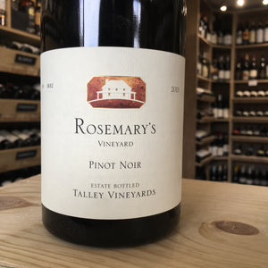 Talley Rosemary's Vineyard Pinot Noir 2013