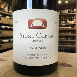 Talley Stone Corral Pinot Noir 2013 - Butlers Wine Cellar Brighton