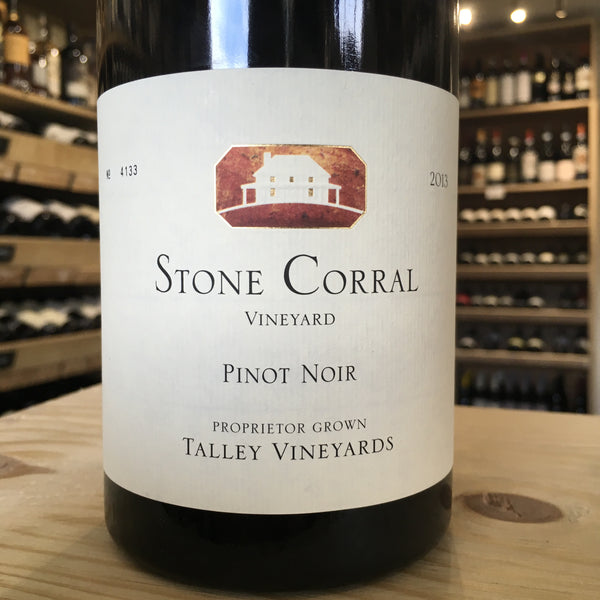 Talley Stone Corral Pinot Noir 2013