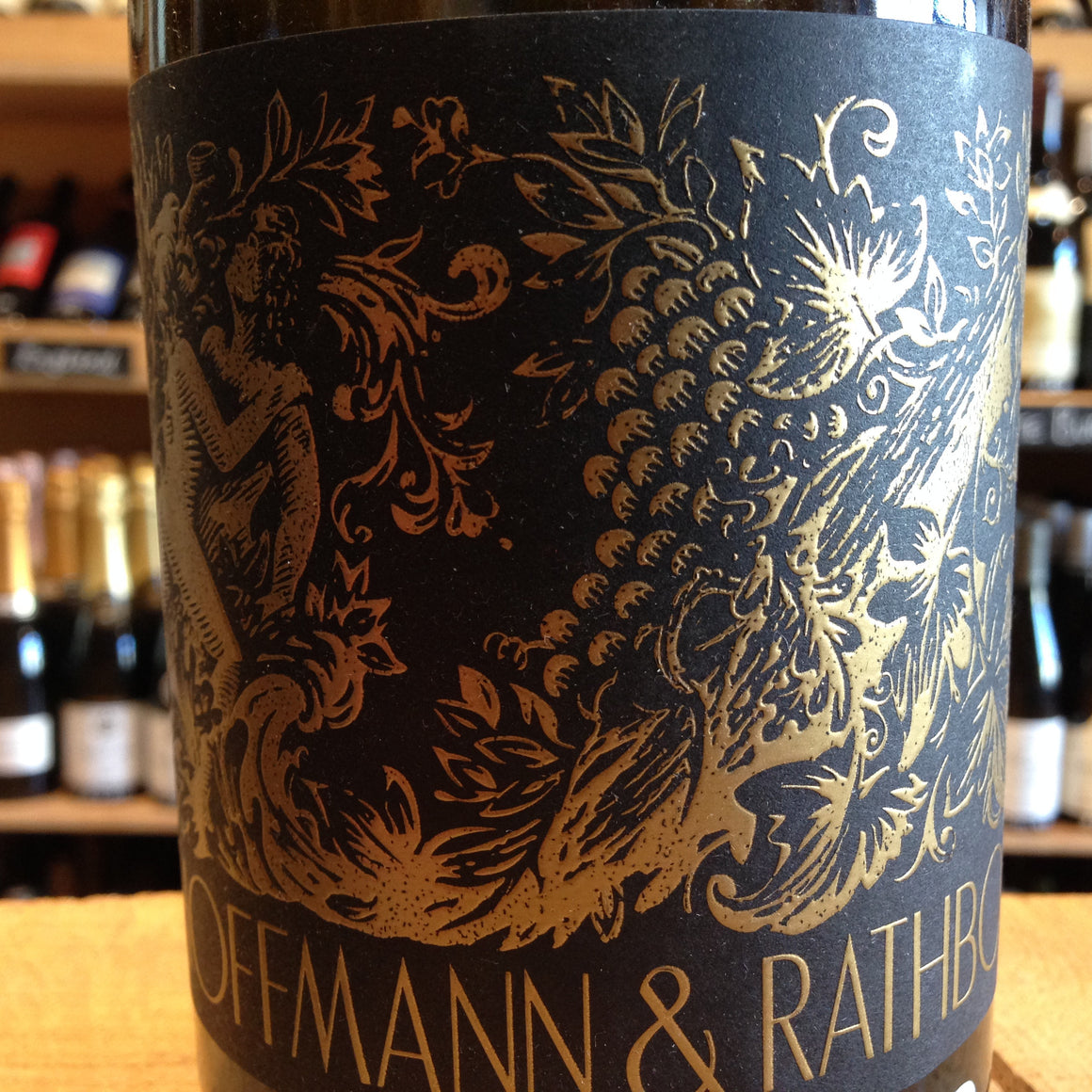 Hoffmann & Rathbone Rose Reserve Brut 2011 - Butlers Wine Cellar Brighton