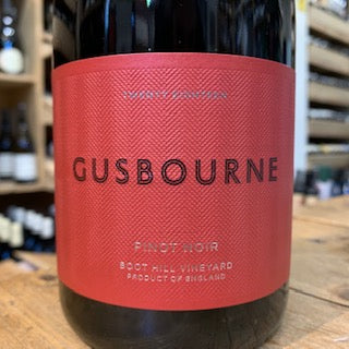 Gusbourne Boot Hill Pinot Noir 2018 - Butlers Wine Cellar Brighton