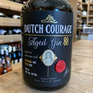 Zuidam Dutch Courage Aged Gin 70cl - Butlers Wine Cellar Brighton
