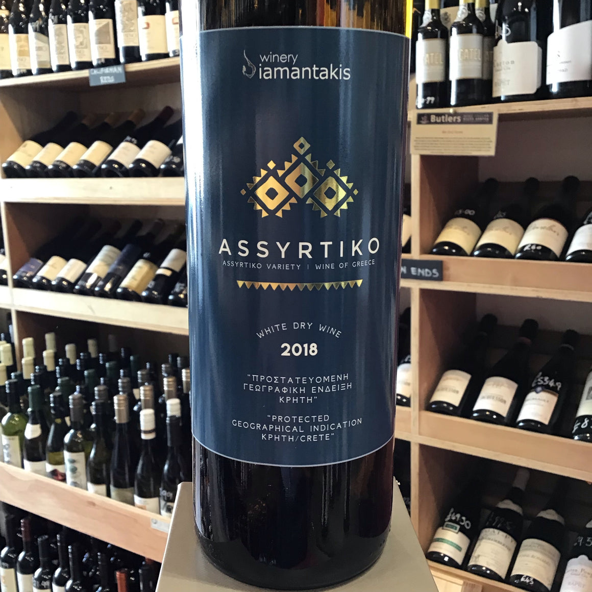 Diamantakis Assyrtiko 2018 - Butlers Wine Cellar Brighton