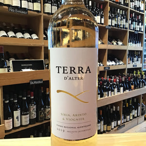 Terra d'Alter Branco 2019 - Butlers Wine Cellar Brighton