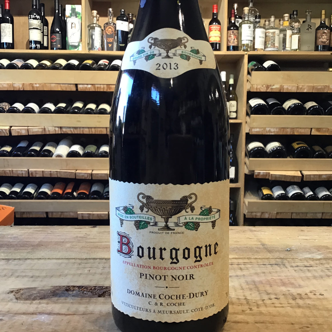 Bourgogne Rouge 2013 Domaine Coche-Dury