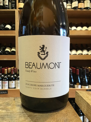 Beaumont, Hope Magritte, Chenin Blanc 2018 - Butlers Wine Cellar Brighton