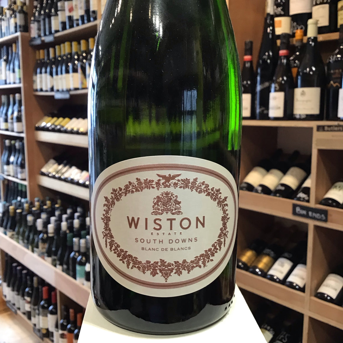 Wiston Estate Blanc de Blancs 2011 - Butlers Wine Cellar Brighton