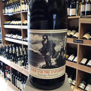 Vasco & The Explorers Touriga Nacional 2016 - Butlers Wine Cellar Brighton
