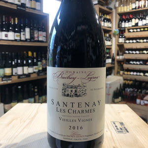 Domaine Bachey-Legro, Santenay 'Les Charmes' 2016 - Butlers Wine Cellar Brighton