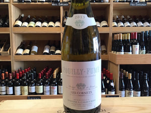 Pouilly Fume les Cornets, Domaine Alain Cailbourdin 2015 - Butlers Wine Cellar Brighton