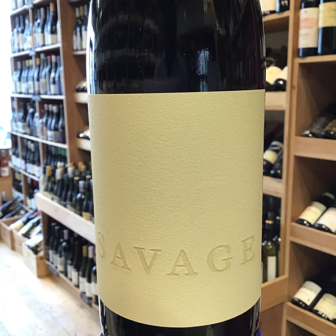 Savage Red Blend 2017 - Butlers Wine Cellar Brighton