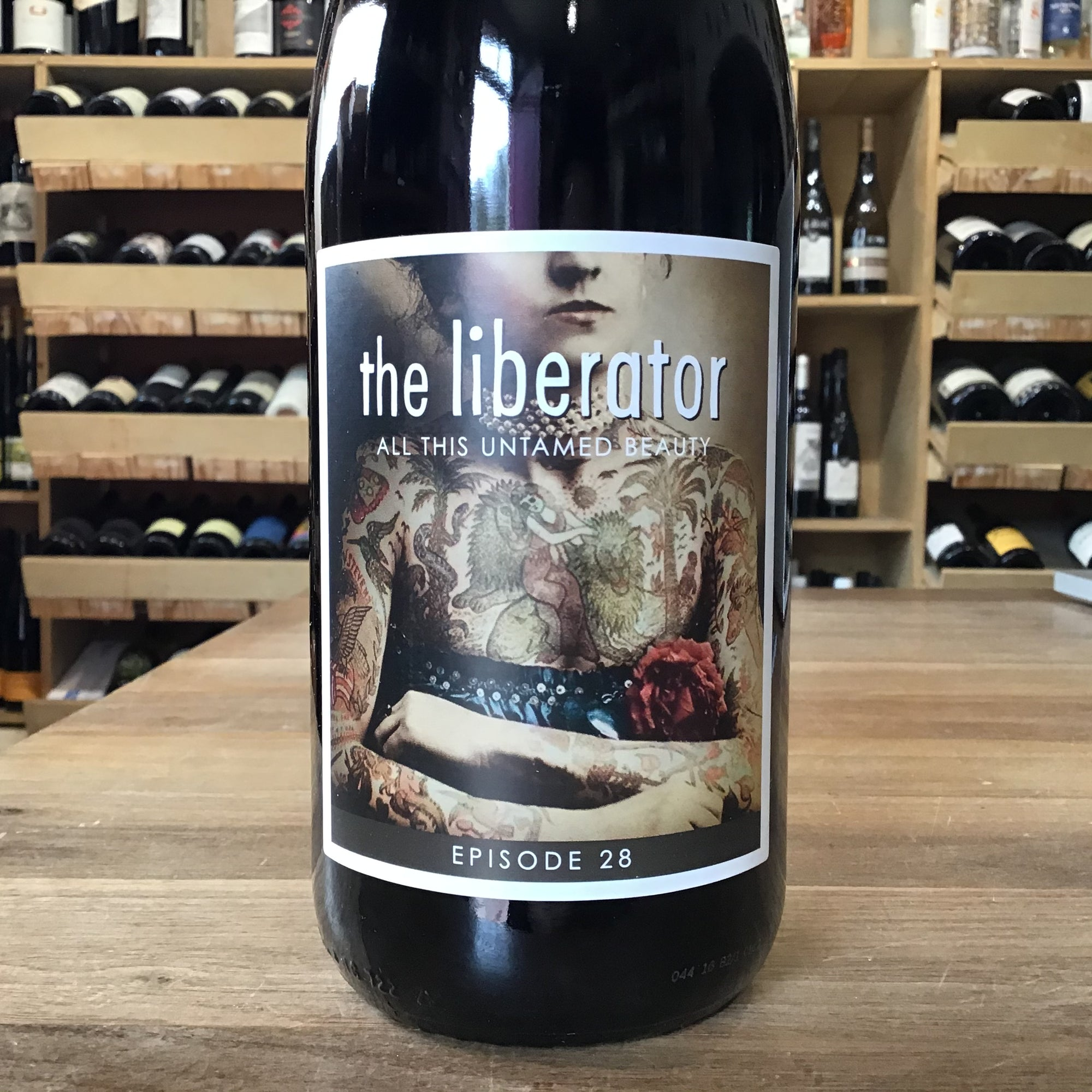 The Liberator, All This Untamed Beauty Pinot Noir 2015
