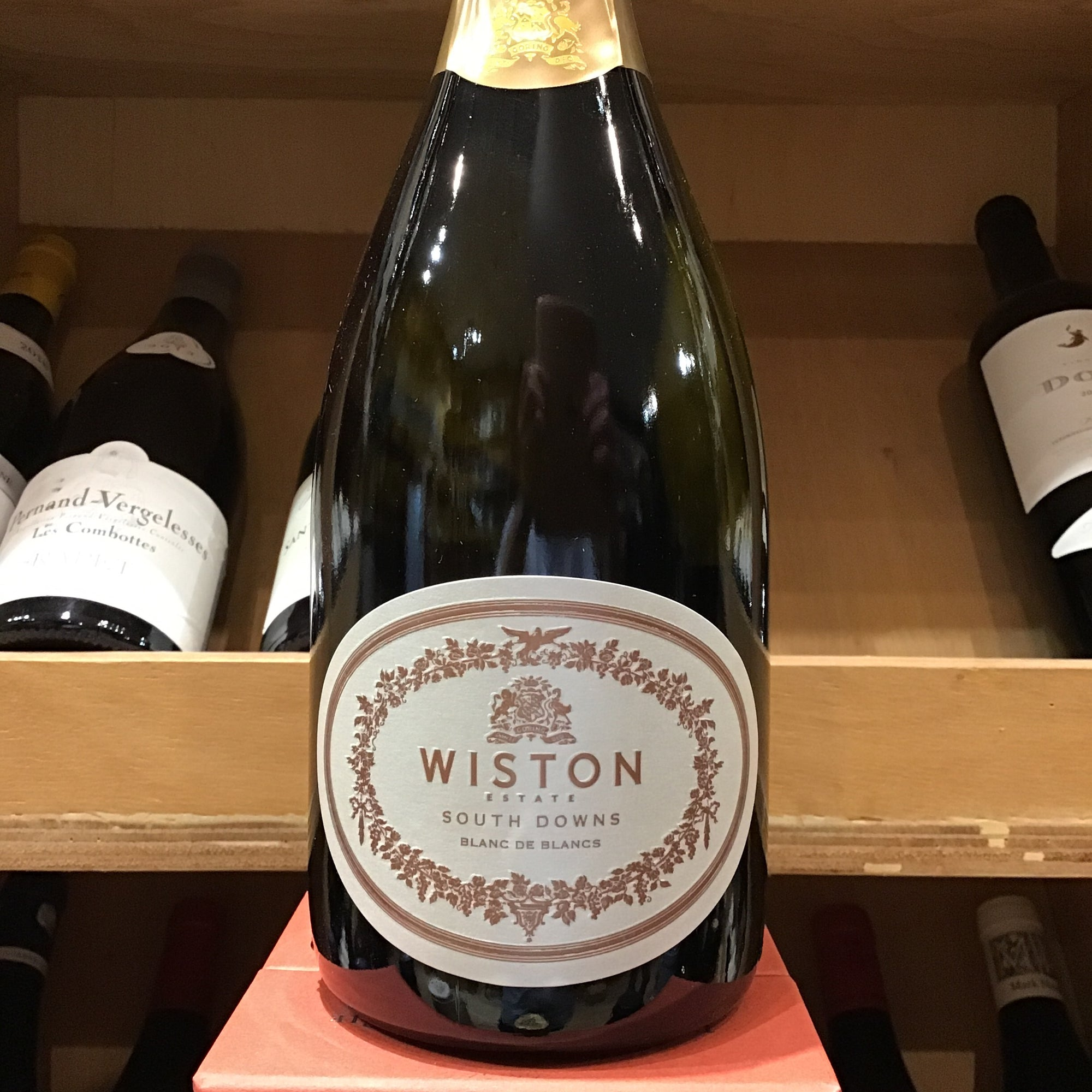 Wiston Estate Blanc de Blancs 2015