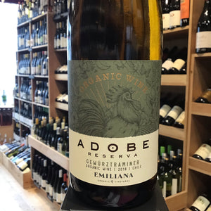 Adobe Gewurztraminer Organic 2019 - Butlers Wine Cellar Brighton