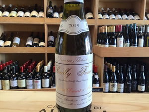 Pouilly Fume, Domaine Thibault 2015 Half bottle